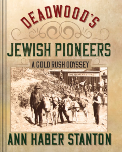 Deadwood's Jewish Pioneers Book Cover