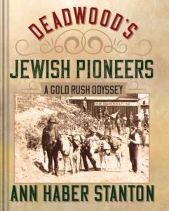 Deadwood's Jewish Pioneers Book Cover