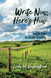 Write Now Book Cover